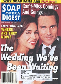 Soap Opera Digest - September 23, 1997