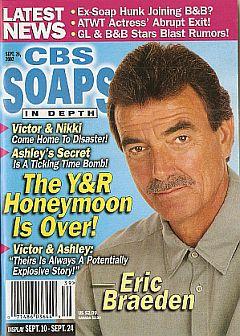 CBS Soaps In Depth September 24, 2002