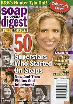 Soap Opera Digest Sept. 24, 2002