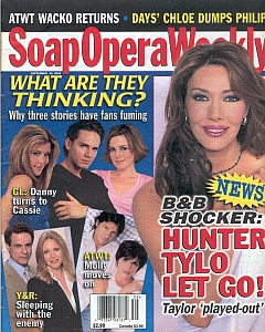 Soap Opera Weekly September 24, 2002