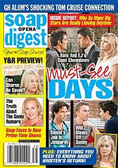 Soap Opera Digest September 24, 2012