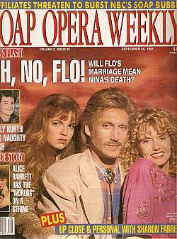 Soap Opera Weekly September 24, 1991