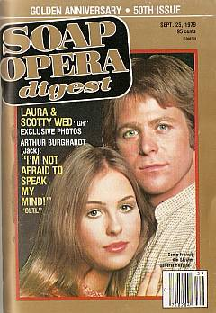 September 25, 1979 issue of Soap Opera Digest