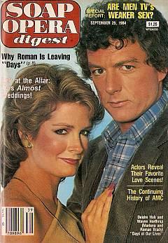 September 25, 1984 Soap Opera Digest