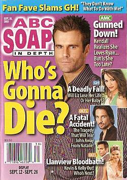 ABC Soaps In Depth September 26, 2006