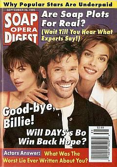 Soap Opera Digest - September 26, 1995