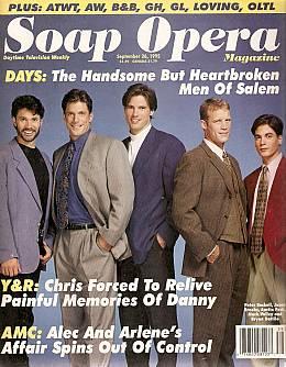 Soap Opera Magazine September 26, 1995