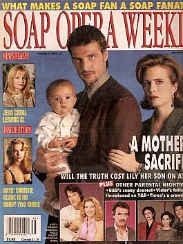 Soap Opera Weekly September 26, 1995