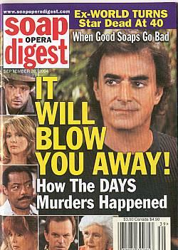 Soap Opera Digest Sept. 28, 2004