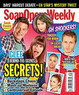 Soap Opera Weekly Sept. 28, 2010