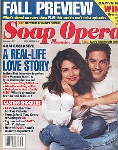 Soap Opera Magazine September 2, 1997