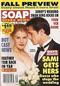 Soap Opera News September 2, 1997