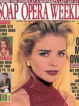 Soap Opera Weekly September 29, 1992