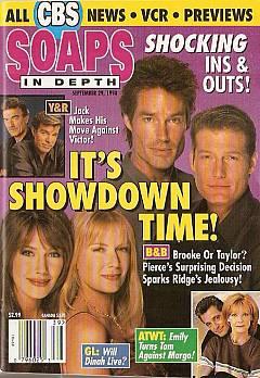 CBS Soaps In Depth - September 29, 1998