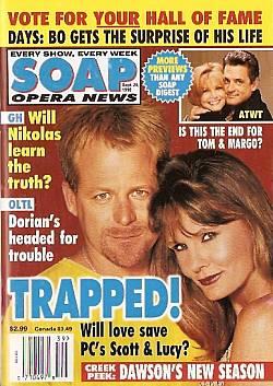 Soap Opera News September 29, 1998