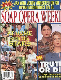 Soap Opera Weekly September 29, 1998