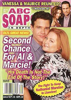ABC Soaps In Depth September 30, 2003