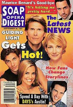 Soap Opera Digest - September 30, 1997