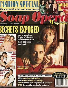 Soap Opera Magazine September 30, 1997