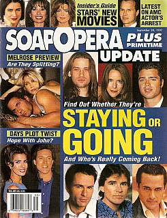 Soap Opera Update September 30, 1997