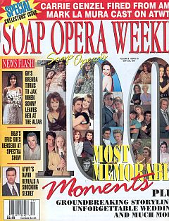Soap Opera Weekly September 30, 1997