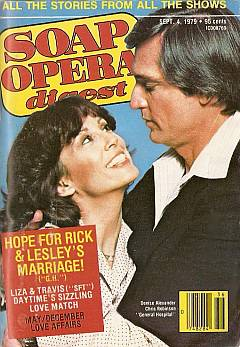 September 4, 1979 issue of Soap Opera Digest