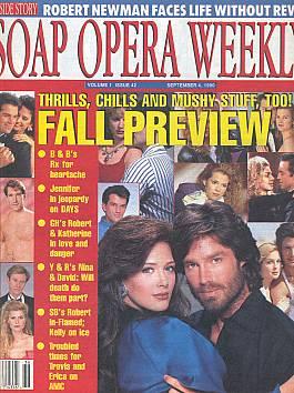 Soap Opera Weekly - September 4, 1990