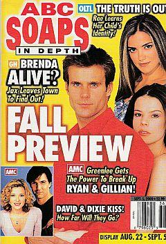 ABC Soaps In Depth September 5, 2000
