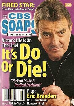 CBS Soaps In Depth September 5, 2006