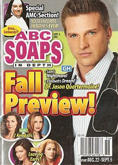 ABC Soaps In Depth September 5, 2011
