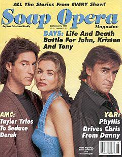 Soap Opera Magazine September 5, 1995