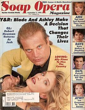 Soap Opera Magazine Sept. 7, 1993