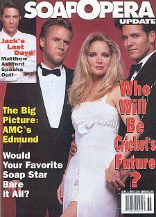 Soap Opera Update Sept. 7, 1993