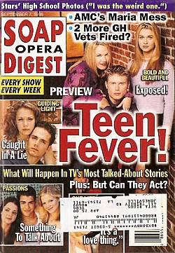 Soap Opera Digest - September 7, 1999