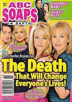 ABC Soaps In Depth September 8, 2008