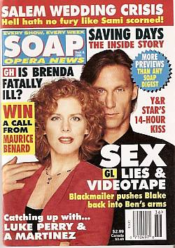 Soap Opera News September 8, 1998