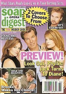 Soap Opera Digest Sept. 9, 2003 Alt2