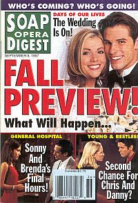 Soap Opera Digest - September 9, 1997