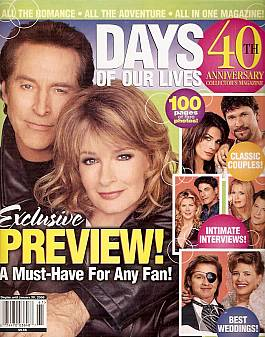 2005 Days Of Our Lives 40th Anniversary