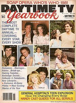 1981 Daytime TV Yearbook