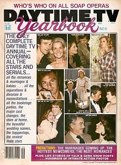 1979 Daytime TV Yearbook DEIDRE HALL-JED ALLAN | Soap Opera