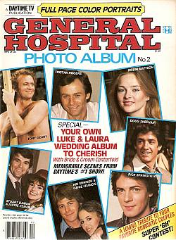 1981 General Hospital Photo Album