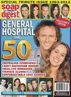 2013 General Hospital Turns 50
