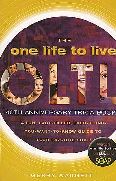 One Life To Live Trivia Book