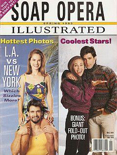 Soap Opera Illustrated Spring 1993