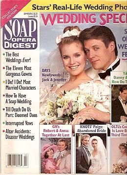 1991 Soap Opera Wedding Special