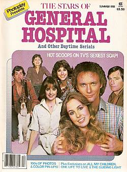 1981 Stars Of General Hospital