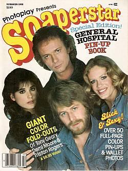 Summer 1982 Soaperstar magazine