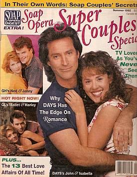 1992 Soap Opera Super Couples Special