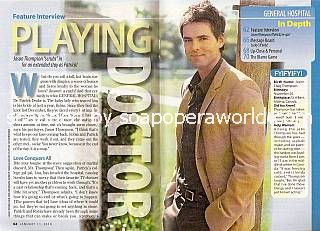 Jason Thompson (Patrick, GH)